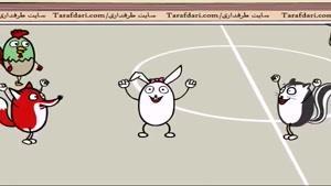 طنز طرفداری ساخته ی سروش رضایی