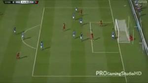 خنده دارترین لحظه ها در بازی فیفا
