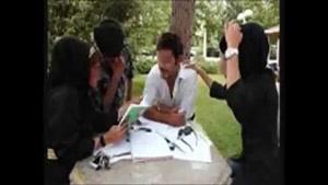 عذاب ارتباط با نامحرم