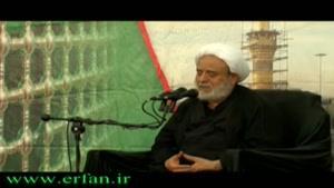 صحبت حضرت زینب (س) با برادر شهیدش
