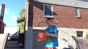 توپ بسکتبال و تنیس