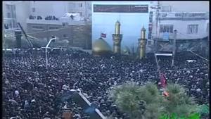 نوحه ی بسیار زیبای محمود کریمی