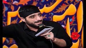سید مجید بنی فاطمه - از طرف زهرا می رسه دست ما