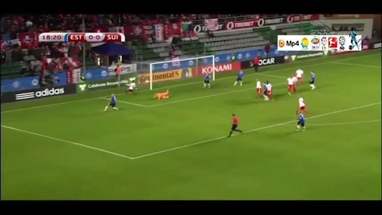استونی ۰-۱ سوئیس