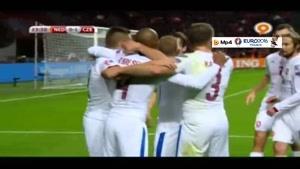 هلند ۲-۳ جمهوری چک