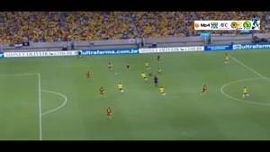 برزیل ۳-۱ ونزوئلا
