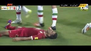 عمان ۱-۱ ایران