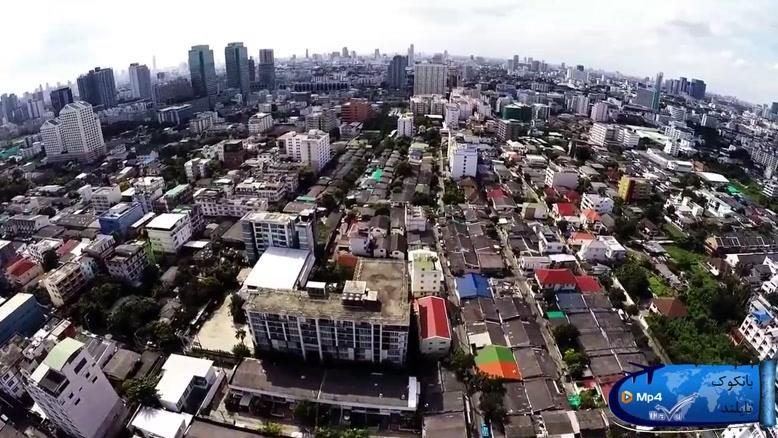 مناطق دیدنی شهر بانکگوک