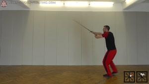 آموزش هنر شمشیر زنی قسمت ۲۴