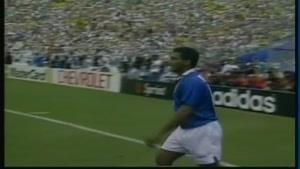 مسابقه فوتبال هلند ۳ - برزیل ۲