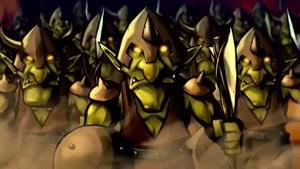 معرفی نرم افزار Armies of Dragons