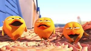 انیمیشن پرنده ها