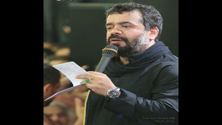 حاج محمود کریمی - آن گونه که حاجی ست در احرام