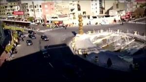 تیم حفاظت پوتین در خیابان های تهران