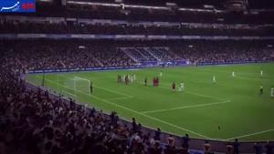 فیلم/ انیمیشن کوتاه از گل کریستیانو رونالدو علیه بارسلونا