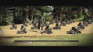 فارغ التحصیلان آکادمی نظامی داعش