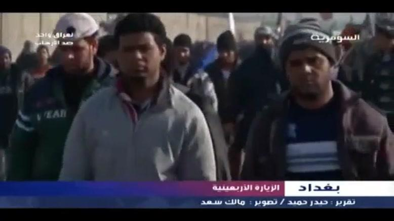 فیلم/طرح امنیتی برای تامین امنیت زائران اربعین امام حسین (ع)