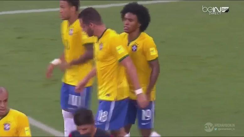 فیلم/ خلاصه دیدار تیمهای برزیل - پرو