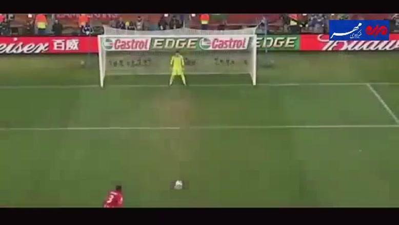 فیلم/ ۱۰ لحظه شوکه کننده تاریخ فوتبال جهان