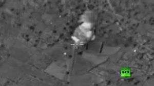 فیلم/انهدام  ۴۷۲ مرکز وابسته به تکفیری ها در سوریه