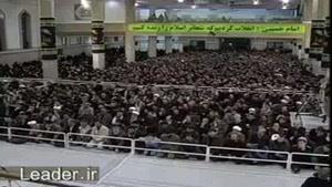 عزاداری رهبر معظم انقلاب در اربعین سید و سالار شهیدان سال