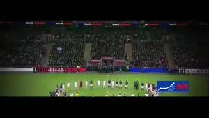 فیلم/ خلاصه دیدار تیم های ملی فوتبال انگلستان و فرانسه