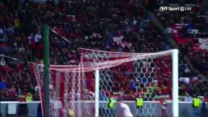 خلاصه دیدار تیمهای فوتبال روبین کازان - لیورپول