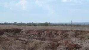 فیلم/پیشروی ارتش سوریه در حومه شهر «شیخ مسکین» در استان درعا