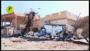 کشف گور دسته جمعی اعضای داعش در بیجی