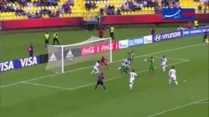 فیلم/ سومین قهرمانی تیم فوتبال نیجریه