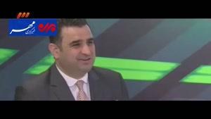 فیلم/ مصاحبه جنجالی کرارجاسم علیه استقلال در تلویزیون عراق