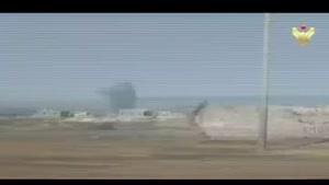 فیلم/شکست و یاس در میان تروریست ها در حومه جنوبی حلب