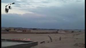 انهدام انتحاری داعش با موشک ضدزره کورنت