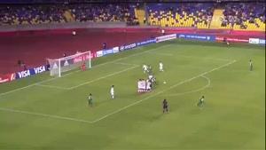 فیلم/ نیجریه با پیروزی مقابل مکزیک به فینال رسید