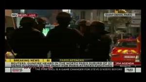 عملیات پلیس فرانسه برای بازداشت مغز متفکر حملات پاریس