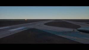 فیلم/ فناوری جدید برای جلوگیری از برخورد هواپیماها