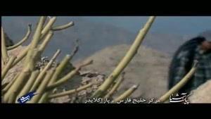 پیک آشنا (خلیج فارس - پاراگلایدر)