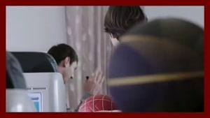 مسی در تبلیغات هواپیمای ترکیه ای!