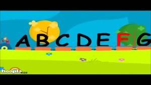 آموزش حروف انگلیسی به کودکان