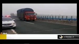 ترافیک غازی در چین