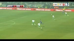 بوسنی ۱-۱ ایرلند