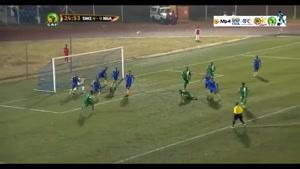سوازیلند ۰-۰ نیجریه