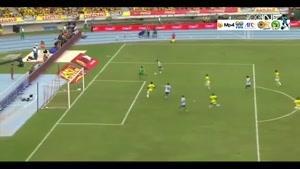 کلمبیا ۰-۱ آرژانتین