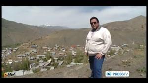 دیدنی های روستای یوش