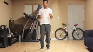 آموزش رقص house قسمت ۳