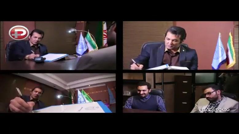 گفتگوی جنجالی با حسام نواب صفوی - قسمت سوم