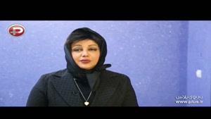 مازیار فلاحی، سحر قریشی و بهنوش بختیاری سر کلاس زبان!!!