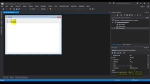 لیست برنامه های در حال اجرا در ویژوال بیسیک