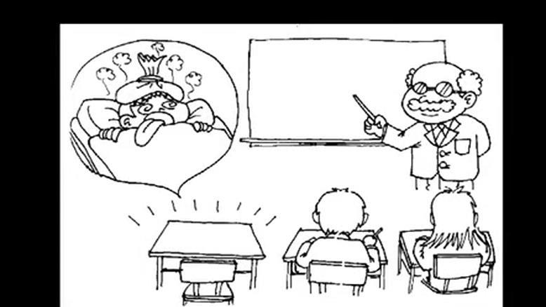 آموزش زبان انگلیسی -غایب