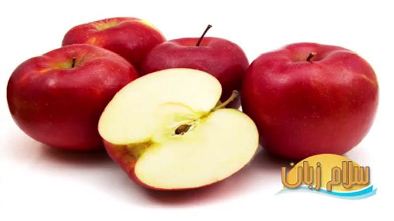 آموزش زبان انگلیسی - سیب